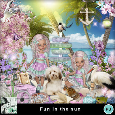 Louisel_fun_in_the_sun_preview