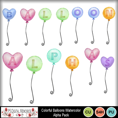 Colorfulballoons