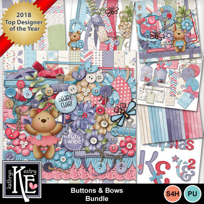 Buttonsbowsbundle