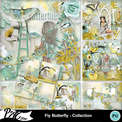 Patsscrap_fly_butterfly_pv_collection