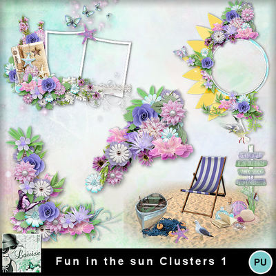 Louisel_fun_in_the_sun_clusters1_preview