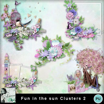 Louisel_fun_in_the_sun_clusters2_preview
