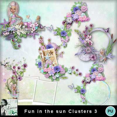 Louisel_fun_in_the_sun_clusters3_preview