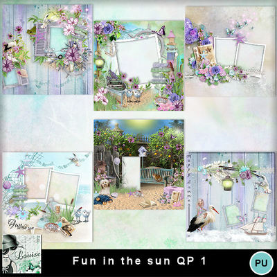 Louisel_fun_in_the_sun_qp1_preview