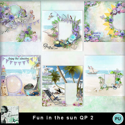 Louisel_fun_in_the_sun_qp2_preview