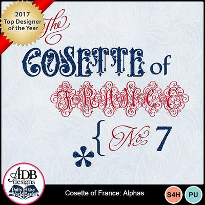 Cosette_france_monograms