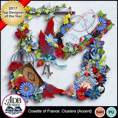 Cosette_france_clusters_accent