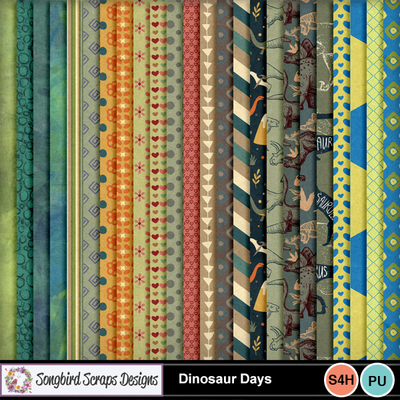 Dinosaur_days_backgrounds