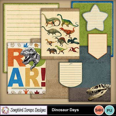 Dinosaur_days_journals