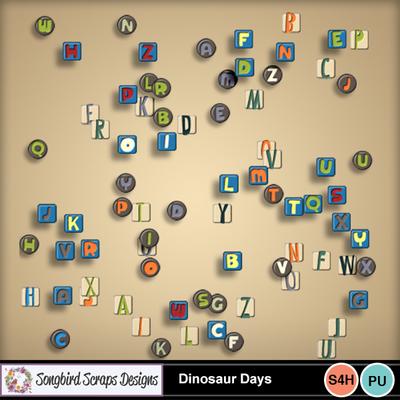 Dinosaur_days_monograms