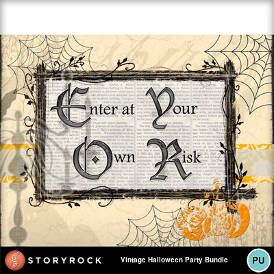 Vintage-halloween-party-bundle-sign