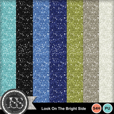 Look_on_the_bright_side_glitter_papers