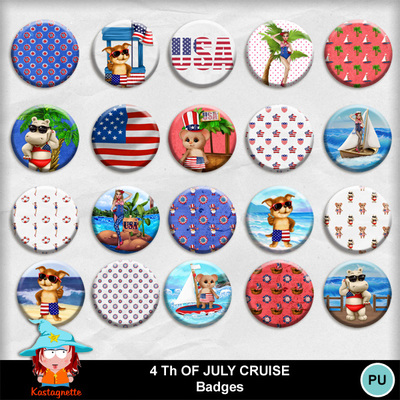 Kasta_4thofjulycruise_badges_pv