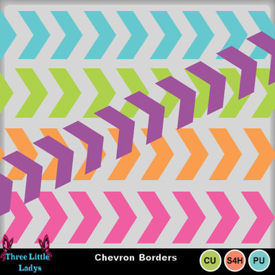 Chevron_borders_1-5