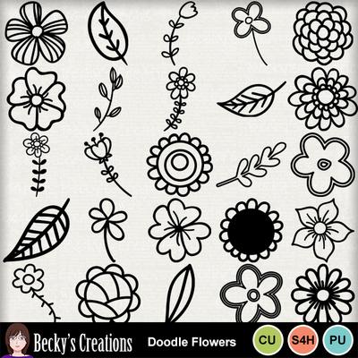 Doodle_flowers