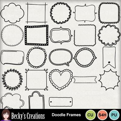 Doodle_-_frames