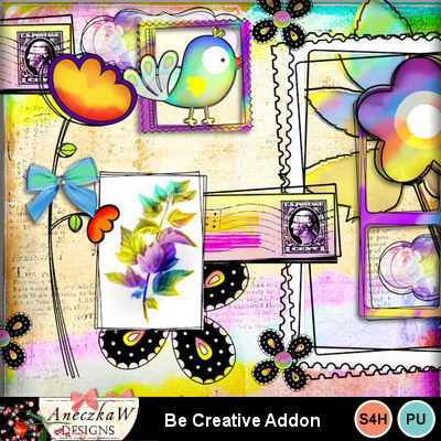 Be_creative_addon