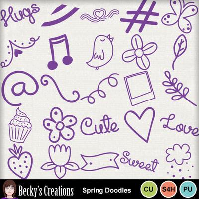 Doodles-spring