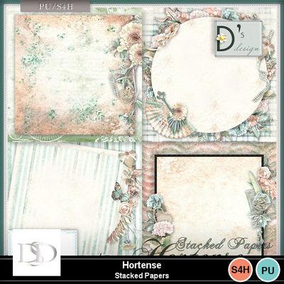 Hortense_stackedpapers