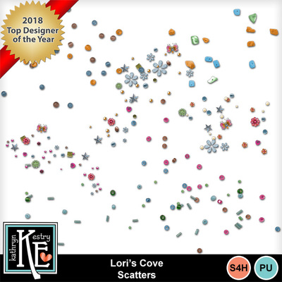 Loriscovescatters