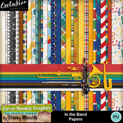Cmg-in-the-band-papers