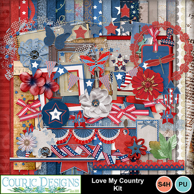 Love-my-country-kit