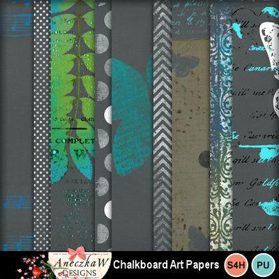 Chalkboard_art_papers