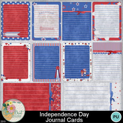 Independenceday_journalcards