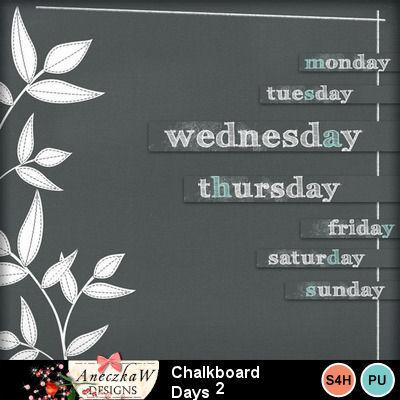 Chalkboard_days