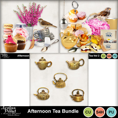 Afternoontea-bundle