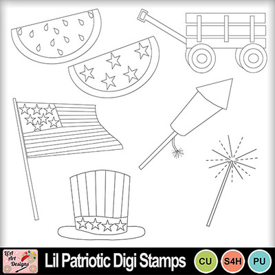 Lil_patriotic_digi_stamps_preview