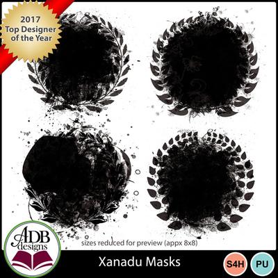 Xanadu_masks