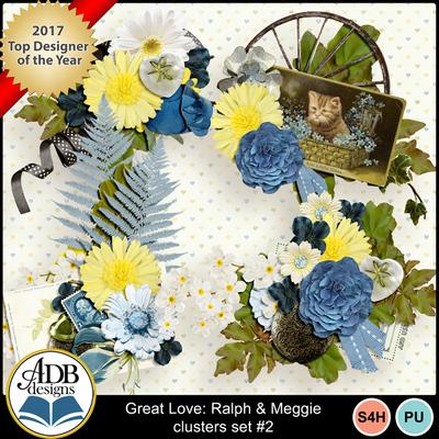 Greatlove-ralphmeggie-clusters2-mm
