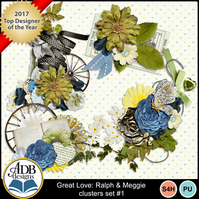 Greatlove-ralphmeggie-clusters1-mm