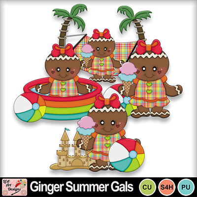 Ginger_summer_gals_preview