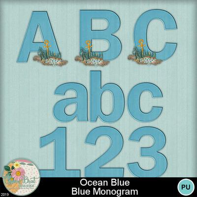 Oceanblue_bluemonogram