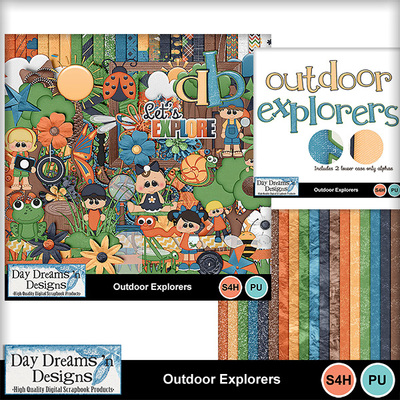 Outdoorexplorersbundle
