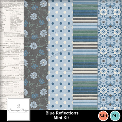 Sd_blue_reflecctions_papers
