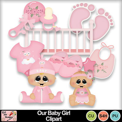 Our_baby_girl_clipart_preview