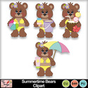 Summertime_bears_clipart_preview_small