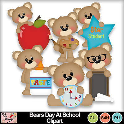 Bears_day_at_school_clipart_preview