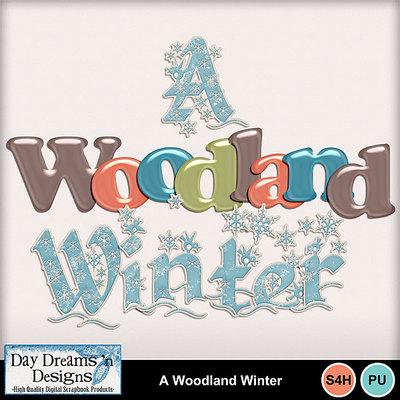 Awoodlandwinter4