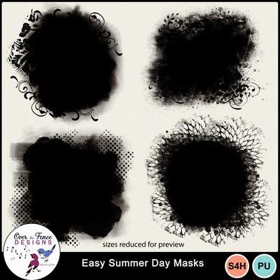Easy_summer_days_masks