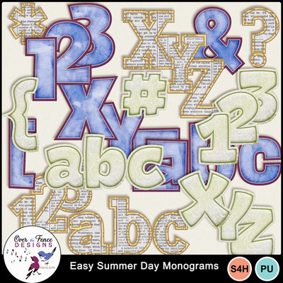 Easy_summer_days_monogrms