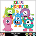 Silly_monster_clipart_preview_small