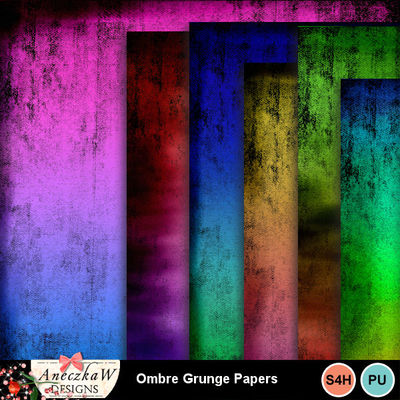 Ombre_grunge_papers1