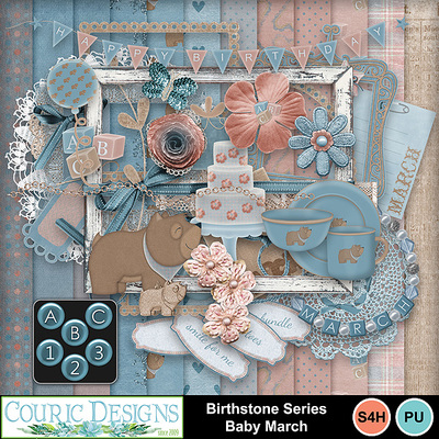 Birthstone-series-baby-march