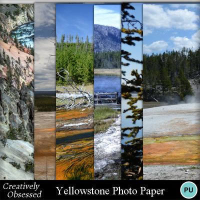 Yellowstonephotopaper