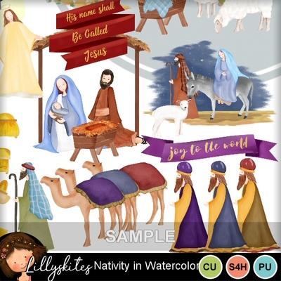 Nativity_in_watercolor4