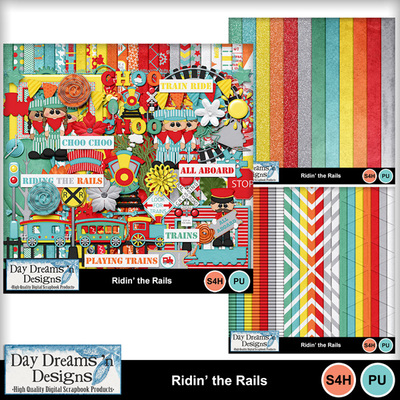 Ridintherailsbundle
